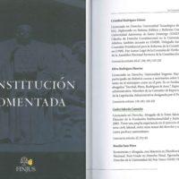 FINJUS – Constitución Comentada