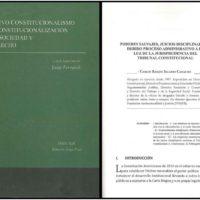 Luigi Ferrajoli – EL NUEVO CONSTITUCIONALISMO Y LA CONSTITUCIONALIZACIÓN DE LA SOCIEDAD Y EL DERECHO